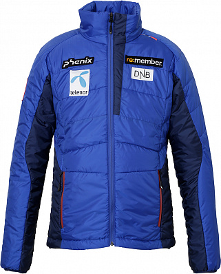 Norway Alpine Team Insulation Jacket (Royal blue1)